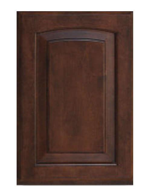 Arch Pecan · Details · Contemporary Classic Cabinet Door ...